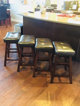 Barstools in Fort Carson, Colorado