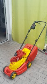 Electric Lawn Mower in Ramstein, Germany