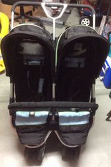 Valco Baby Double Stroller in Temecula, California