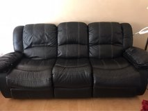 leather couch and loveseat in Wiesbaden, GE