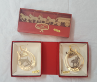 2 BUDWEISER COLLECTOR'S EDITION ORNAMENT in Cleveland, Texas