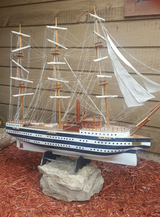 Amerigo Vespucci Model Ship in Cleveland, Texas
