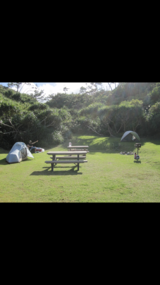 Eureka! spitfire 1 person tent in Okinawa, Japan
