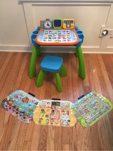 Vtech Touch and Learn Activity Desk in Elgin, Illinois