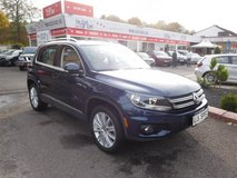'14 VW Tiguan SE 4Motion in Spangdahlem, Germany