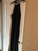 Beautiful long  black formal in Spring, Texas
