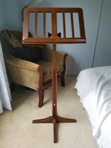 Music Stand, Wooden in Westmont, Illinois