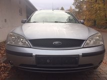 Just passed Inspection!! 2004 Ford Mondeo Station Diesel 47-50mls/gal GREAT car for traveling in Ramstein, Germany