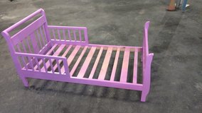 Toddler Bed-Reduced Heavy Duty in Camp Lejeune, North Carolina