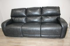 Black Sofa in Tomball, Texas