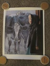 Nancy Noel December Print Signed Edition Seal of Authenticity - $59 in Kansas City, Missouri