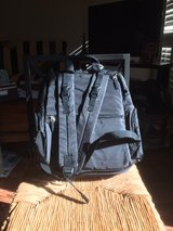 K-jyba large baby diaper bag backpack with stroller straps brand n?ew in Pasadena, Texas