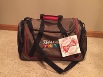 Spalding Duffel / Gym Bag - NEW With Tags in Naperville, Illinois