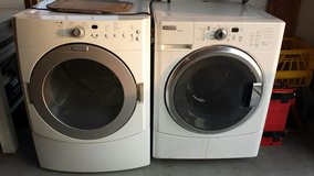 maytag epic Z washer dryer in St. Charles, Illinois