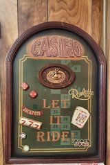 Game Room or Man Cave Gambling Decor - Vintage in Baytown, Texas