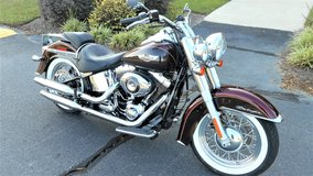 Mint Harley-Davidson Only 520 Miles in Wilmington, North Carolina