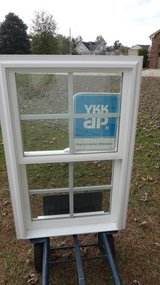 "Vinyl Replacement Window 35.5"" X 23.5"" X 3.5"" in Camp Lejeune, North Carolina"