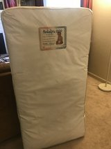 Free mattress for a crib or toddler bed in Fairfield, California
