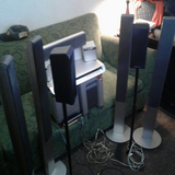 6 Tower w/sub Sony Home Theater System!! in Fort Carson, Colorado