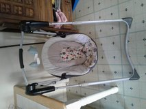 Baby swing hardly used in Yucca Valley, California