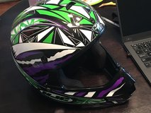 HJC Youth (M) Motorcycle/ATV Full Face Helmet in Naperville, Illinois