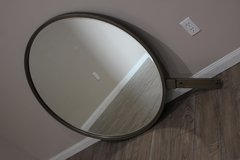 Round Mirror in Spring, Texas