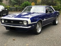 1968 Chevrolet Camaro SS in Fort Lewis, Washington