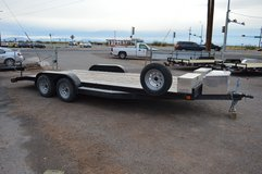 20' Carhauler with Winch in Alamogordo, New Mexico