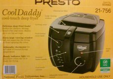 PRESTO Cool Daddy deep fryer in Baytown, Texas