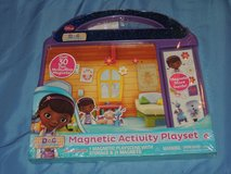 NIP doc mcstuffins magnetic playset in Lawton, Oklahoma