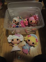 LALALOOPSY toy lot in Lawton, Oklahoma