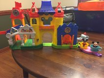 magic of Disney day at Disney castle by fisher price in Joliet, Illinois