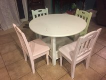 Kids Table Set in Temecula, California