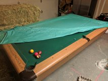 9' Slate Pool Table in Vacaville, California