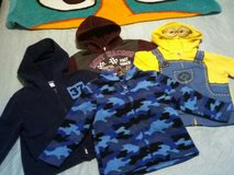 4t jackets and hoodies in Camp Lejeune, North Carolina