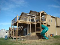 General Local Contractor/NewHomes/Fences/Decks/HomeRemodel and more in Fort Riley, Kansas