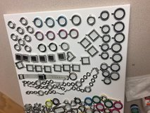 Glass lockets, charms and chains in Fort Leonard Wood, Missouri