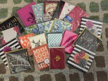 Need small gifts?  Stocking Suffers? Note cards, small journals all brand new!! in Plainfield, Illinois
