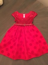 Justice Just for Girl Size 6 Red Dress in Chicago, Illinois