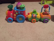 fisher price laugh & learn puppy smart stages train in Joliet, Illinois