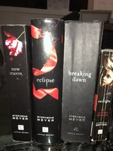 twilight / breaking dawn / new moon books - free in Spring, Texas