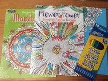 All New - Coloring Books & Pencils in Okinawa, Japan