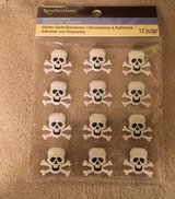 Skull Embellishments in Batavia, Illinois