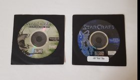 Star Craft Computer Games in Okinawa, Japan