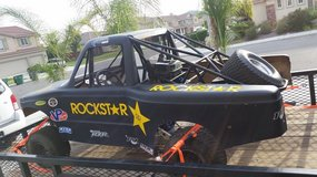 Kids Jr mini Trophy truck in Camp Pendleton, California