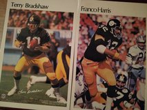1978 mini poster football Cards NFL Certified. in Fort Campbell, Kentucky
