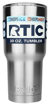 RTIC 30 oz Travel Coffee Mug Spill Proof Hot Cold Cup Vacuum Insulation Tumbler in Kingwood, Texas