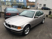 BMW 316i compact- BRAND NEW INSPECTION in Hohenfels, Germany