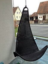 Rattan swing chair in Grafenwoehr, GE