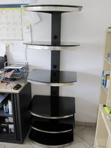 STEREO/ENTERTAINMENT RACK-REDUCED TO GO in Ramstein, Germany